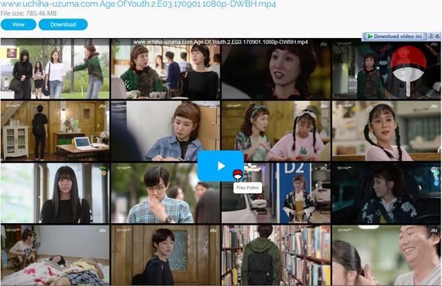 Screenshots Drama Korea Age of Youth 2 aka Cheongchunsidae 2 aka Hello, My Twenties! aka 청춘시대2 (2017) Episode 03 1080p 720p 480p 360p Subtitle English Indonesia MP4 Uptobox Openload ClicknUpload