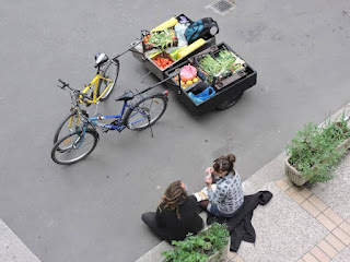Prikolica za bicikl