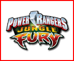 Power Rangers Fúria da Selva