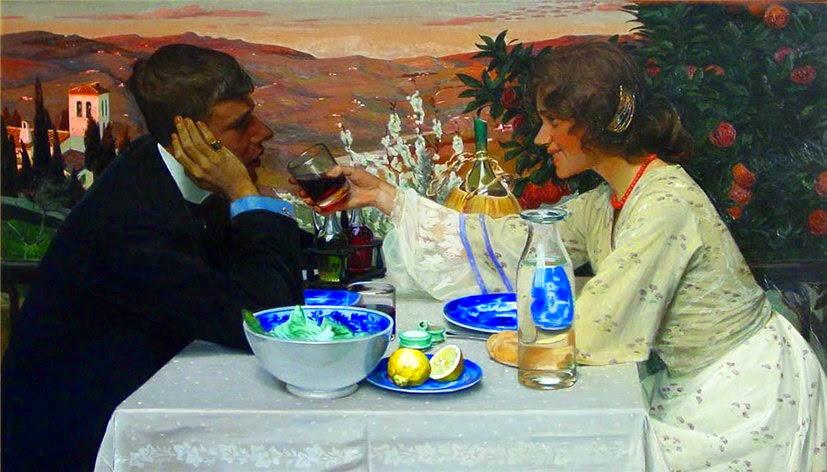 Primavera, 1901