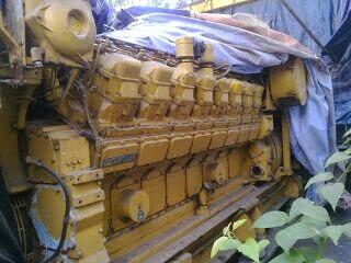 CAT 3516 generator of 2000 KVA, 1600 KW