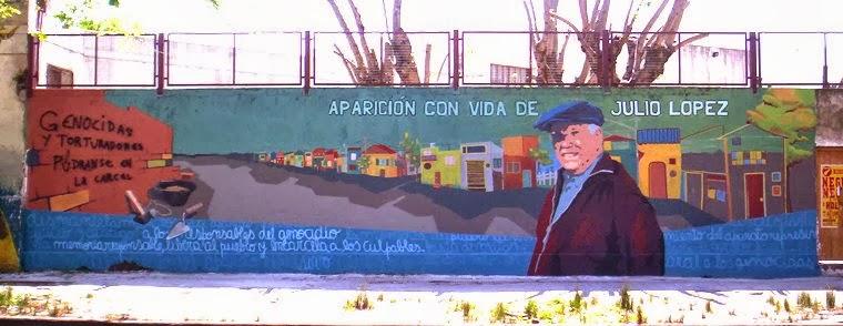 Aparición con vida de Julio Lopez