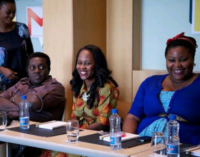 google nigeria bloggers forum lagos