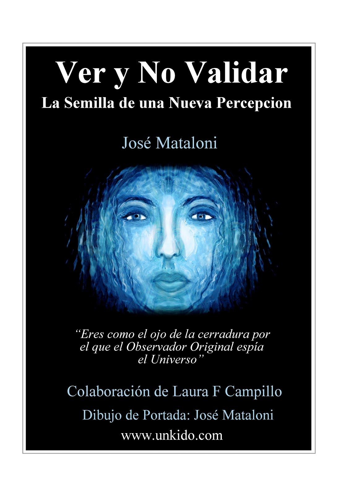 """Nuevo libro """"Ver y No Validar"""""""
