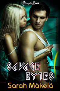 Savage Bytes by Sarah Mkel