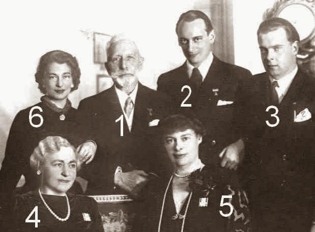 famille impériale de Prusse-Romanov