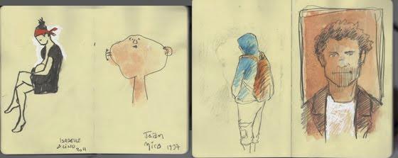 Miro, Picasso, Dali, Tapiès...