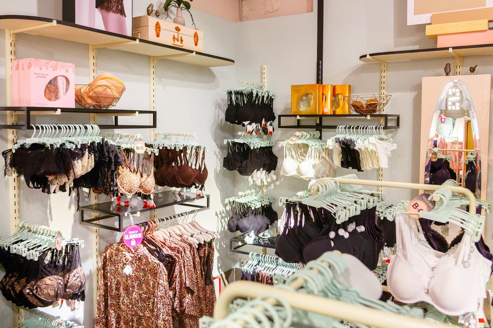 Вумен сикрет магазины в спб