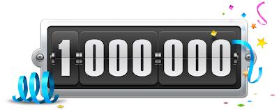 Hits 1 000 000, Traffik 10 000 dan Alexa Rank Bawah 1 000