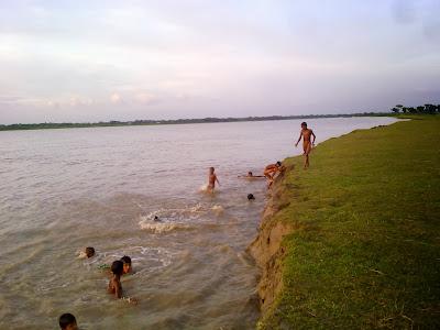Amazing Swimming Bangladesh