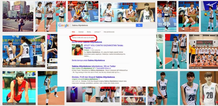 Wow Hasil Pencarian Google Sabina Altynbekova