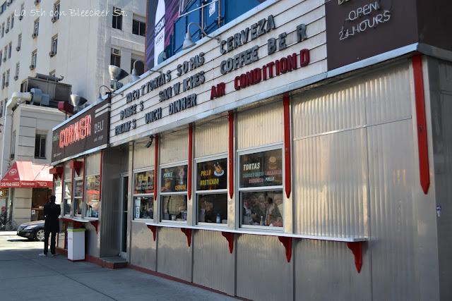 Restaurante La Esquina en Nueva York
