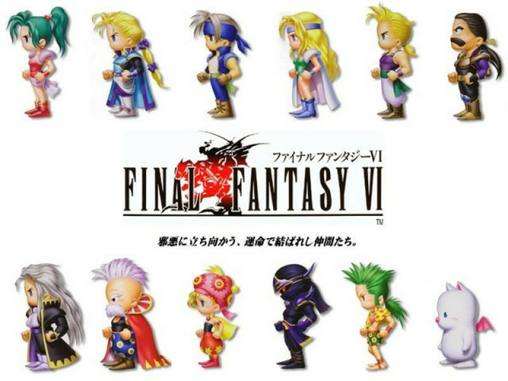 Final Fantasy V on PSN