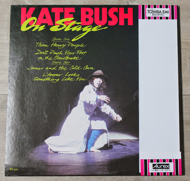 KATE BUSH On Stage