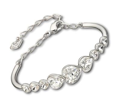 Swarovski Bracelet Heart1
