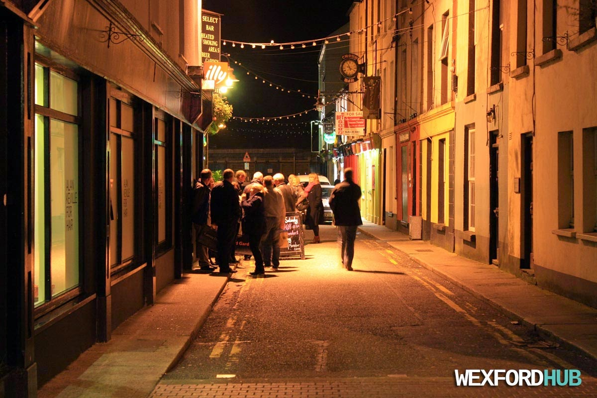 Monck Street, Wexford