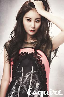Son Eun Seo - Esquire Magazine August Issue 2013