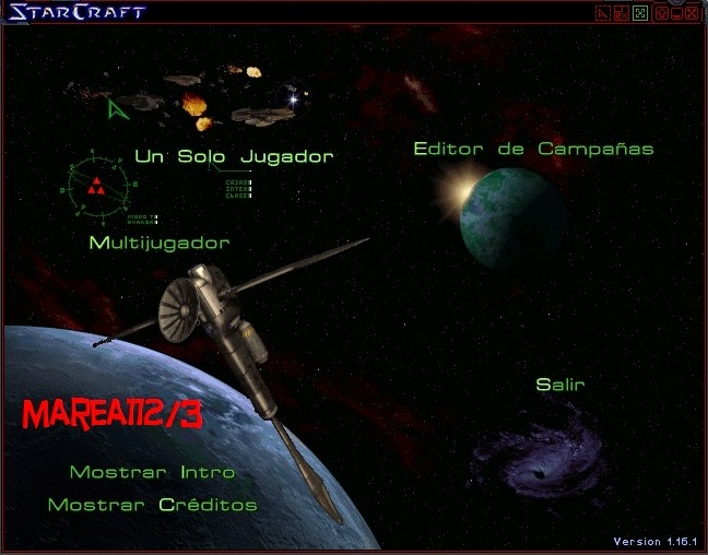 crack starcraft 1.16.1 no cd