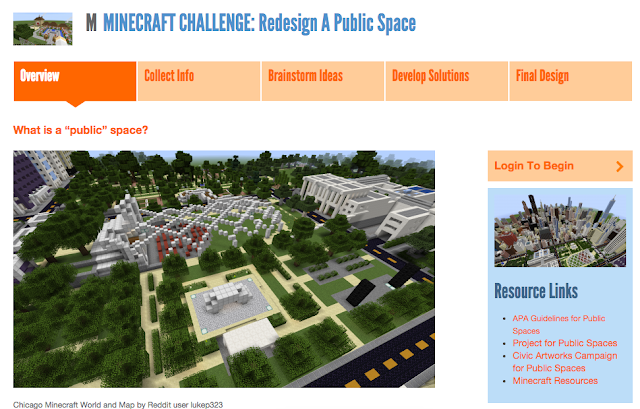 4 resources to support #Minecraft instructional design