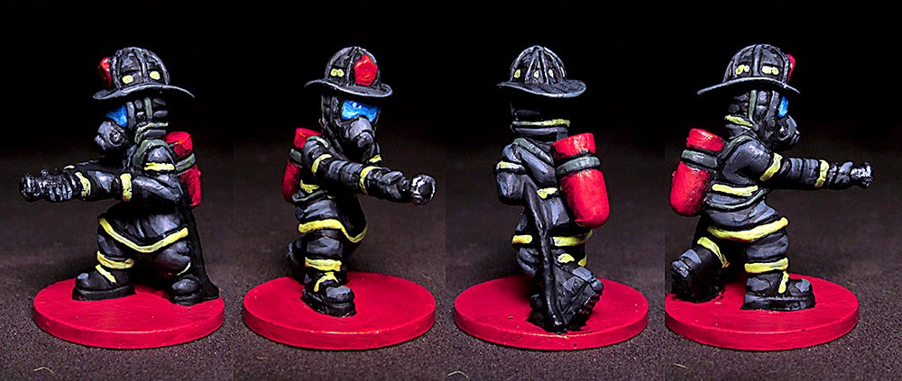 Flashpoint Fire Rescue Dog
