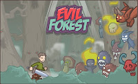 Evil Fores Walkthrough