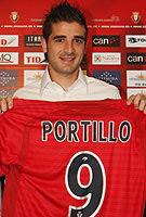 Javier Portillo fútbol Aranjuez