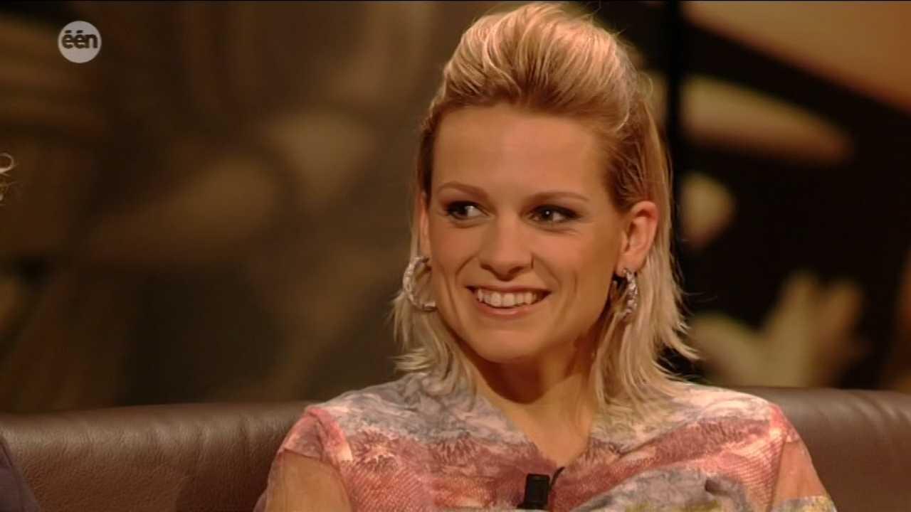 Belgische Movies: Veerle Baetens Code 37 actrice in De