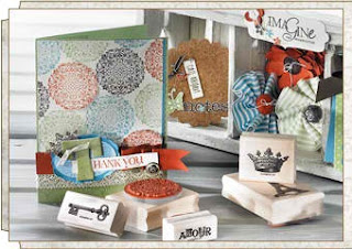 Stampin'UP! wood mount stamps