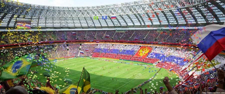 Rusia Keluarkan Dana Fantastis Untuk Piala Dunia 2018
