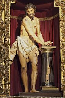 Gregorio Fernández - Cristo atado a la columna
