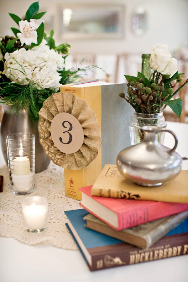Book Themed Wedding Village Pantry Catering
