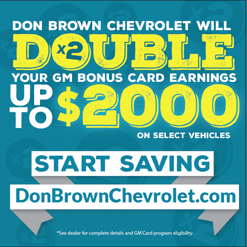 January Deals at Don Brown Chevrolet in St. Louis, MO!