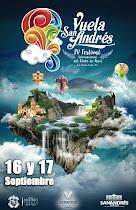 Cuarto Festival Internacional de Globos de Pepel en San Andrés Tuxtla, Ver.