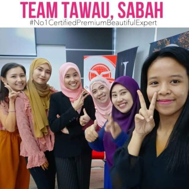 premium beautiful expert Team Tawau