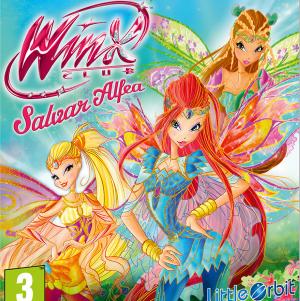 ¡Juguemos a Winx Club Salvar Alfea!
