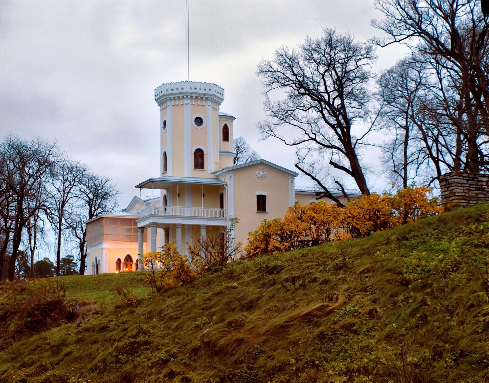 Экскурсии по пригородам Таллинна. Судьба замка Кейла-Йоа