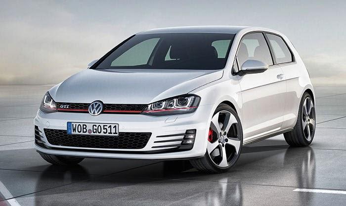 Volkswagen Golf, el modelo más vendido en España en 2013