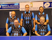 Campeonato de Asturias de veteranos por equipos 2013