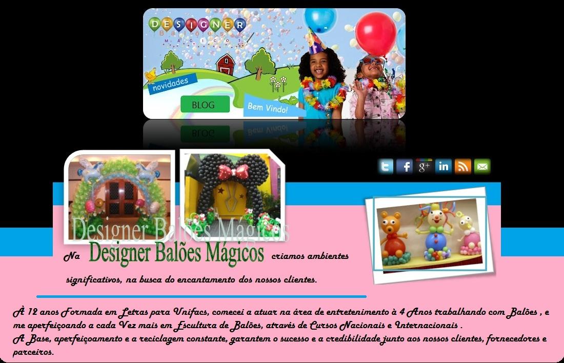 Designer Balões Mágicos ____ novo Telefone: (75) 3223-1295 , (75) 8223-2230
