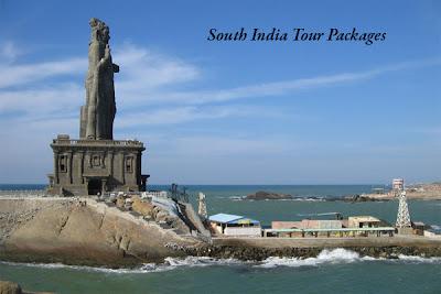 South India Tour Packages - Kanyakumari