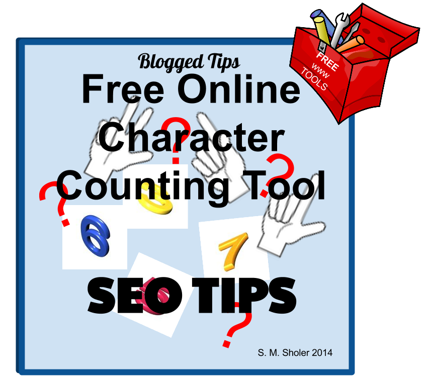 SEO Tips Embedding JavaScriptKit Character Count Tool