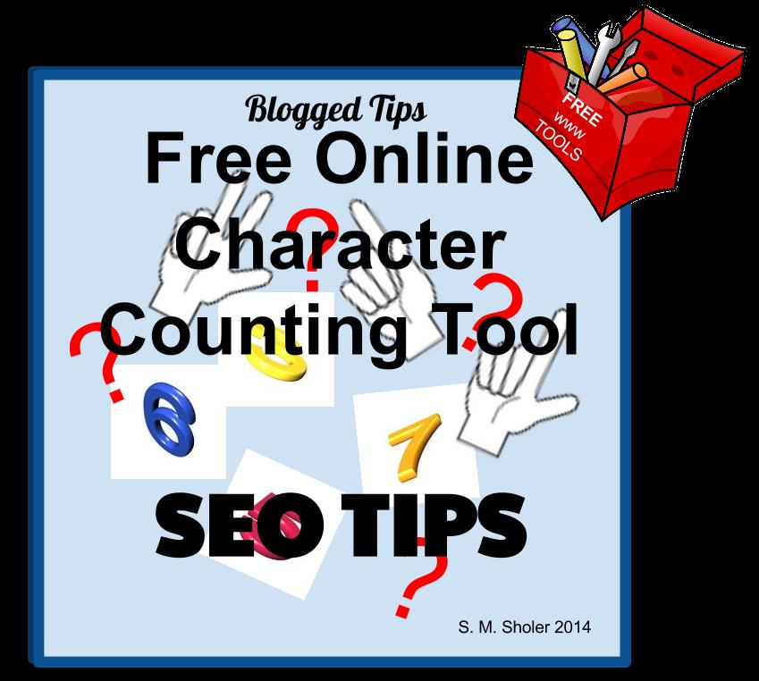 SEO Tips Embedding JavaScriptKit Character Count Tool