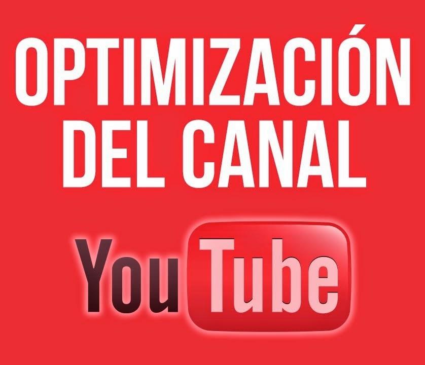 optimizacion de youtube