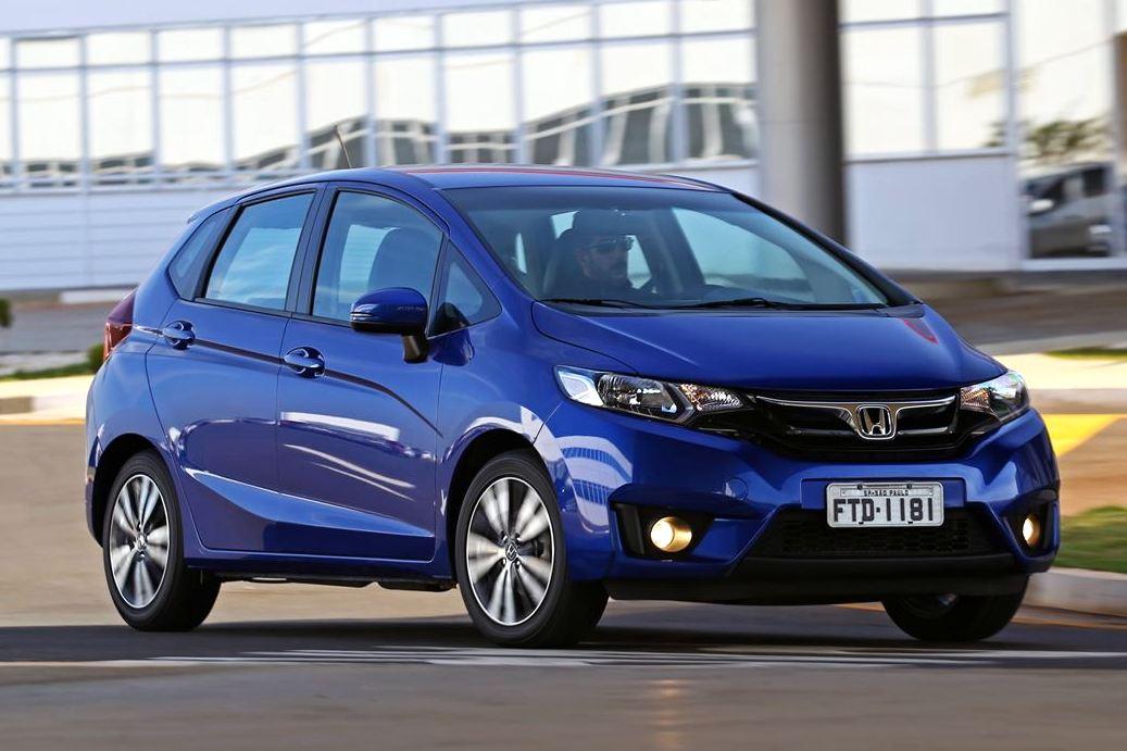 Honda fit 2016 muda pouco mas interior fica mais for Honda fit enter code