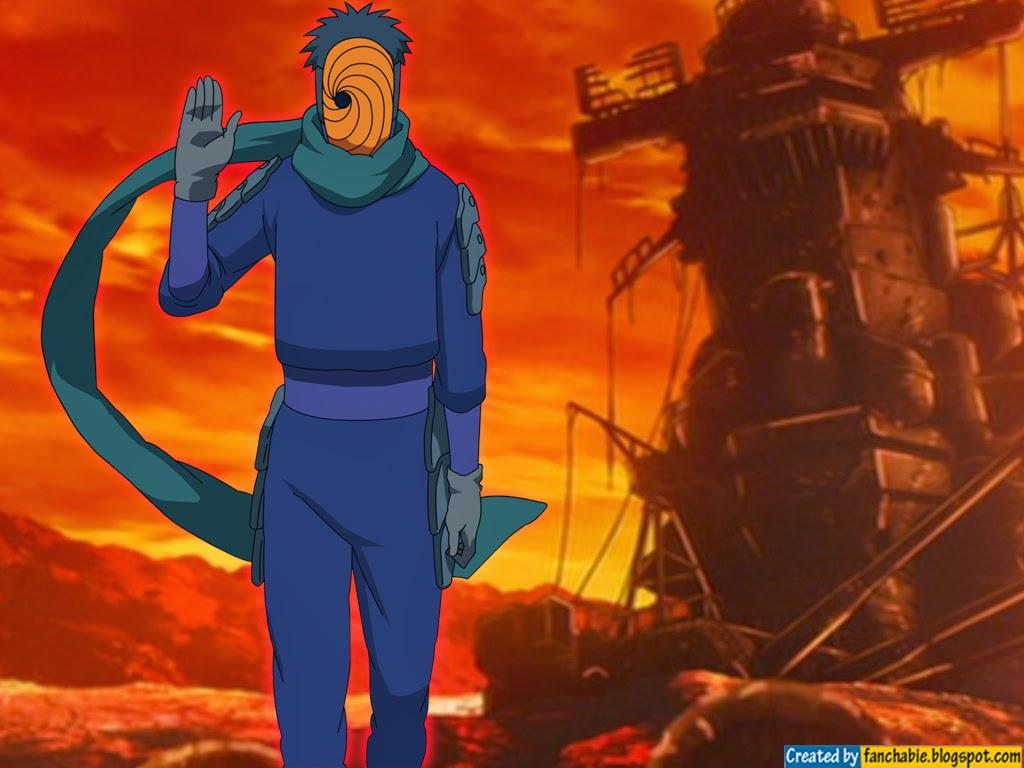 Uchiha Obito, Masked man, Madara Uchiha
