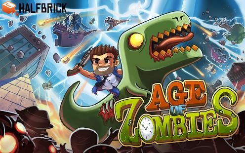Age of Zombies Apk Premium