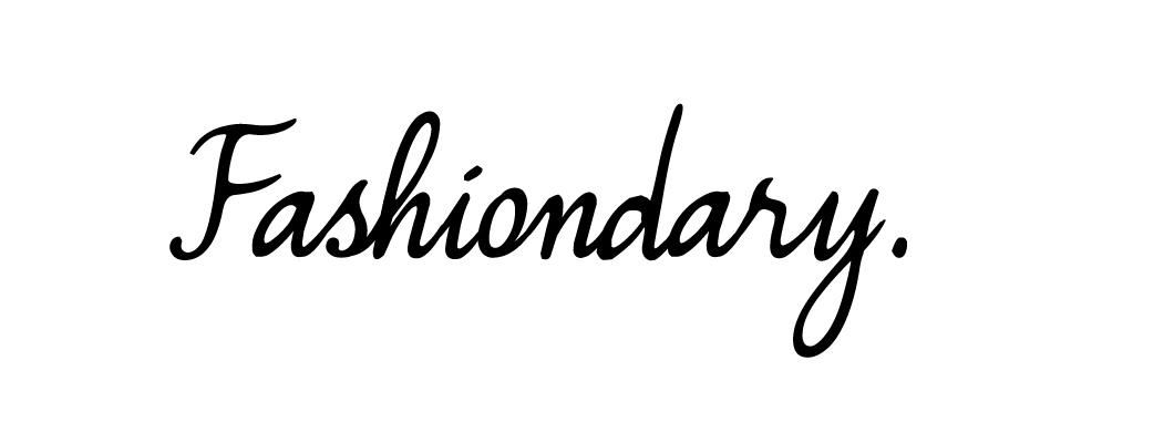 Fashiondary.