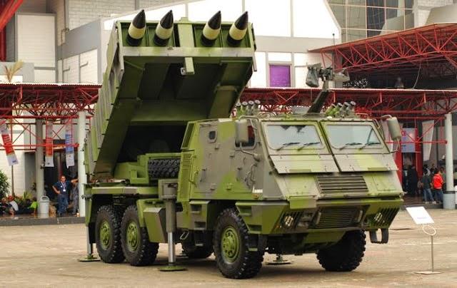 Indonesia Pertimbangkan Tunda Pembelian Alat Persenjataan dari Brasil