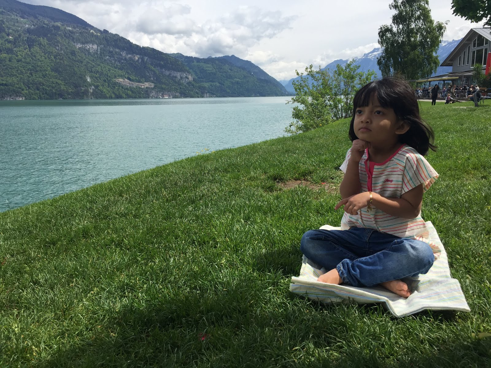Interlaken, Switzerland May 2015
