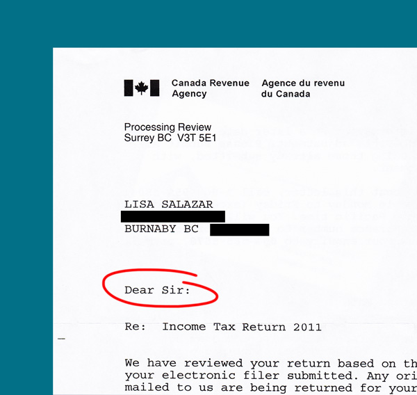 cra letter how to respond
